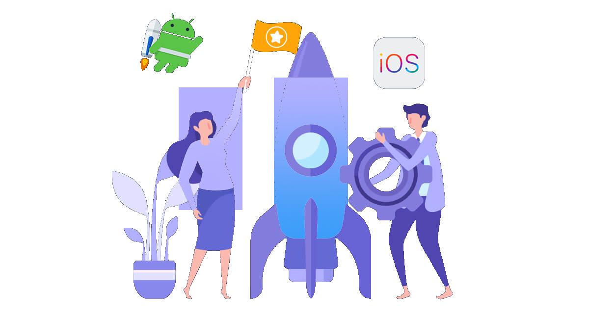 تفاوت بین اپلیکیشن های اندروید و iOS
