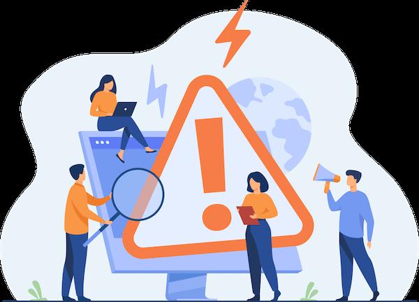 اشتباهات معمول در طراحی وبسایت